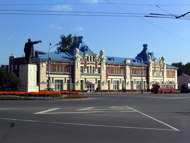 фотографии томска: