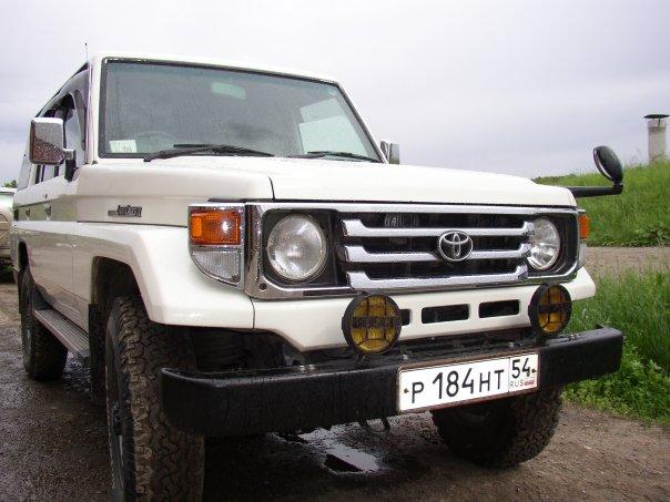 Руководство По Ремонту Land Cruiser 70 Prado