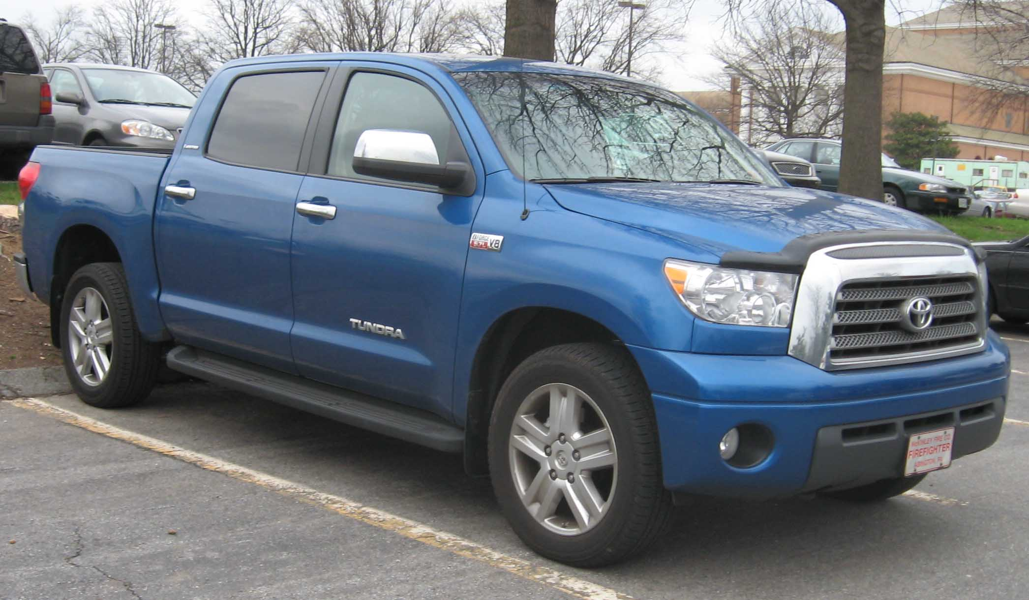 <strong>Toyota Tundra</strong>