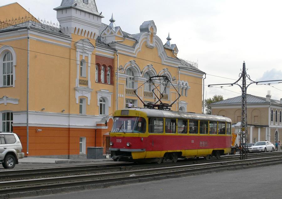Барнаульский трамвай