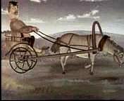Кадр из мультфильма «Травяная западенка»