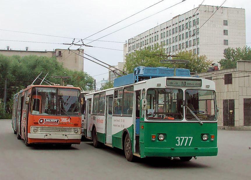 Челябинский троллейбус