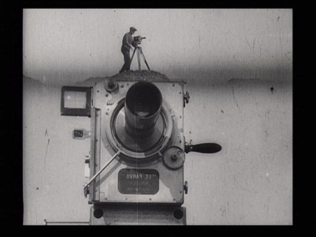 «Человек С Киноаппаратом» — 1929