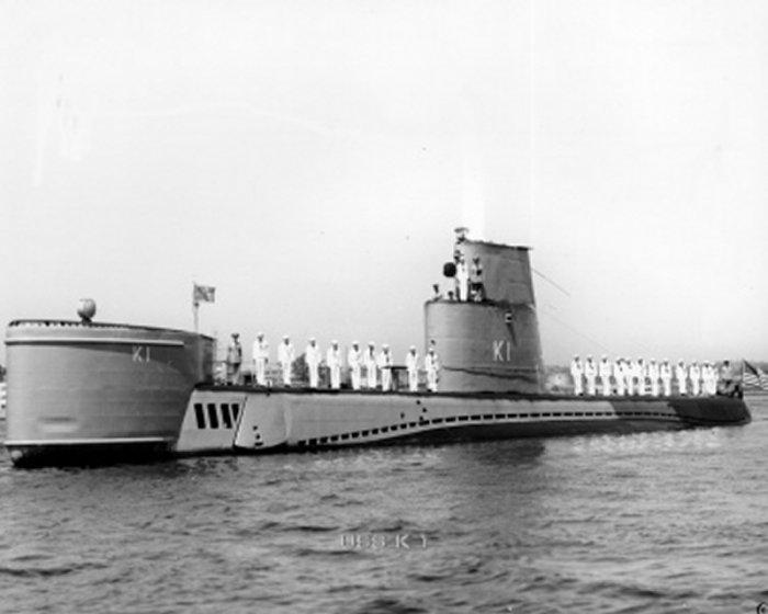 Список подводных лодок ВМС США - это... Что такое Список ...