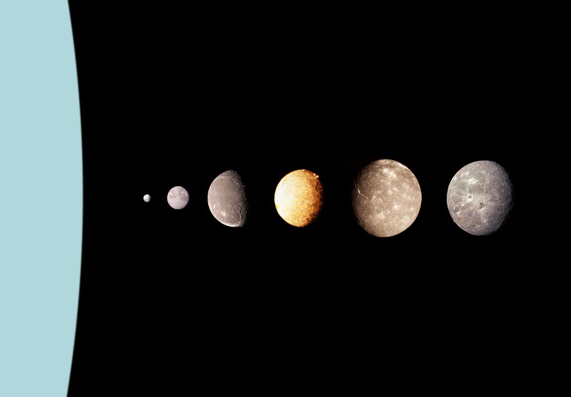 Луны серии U