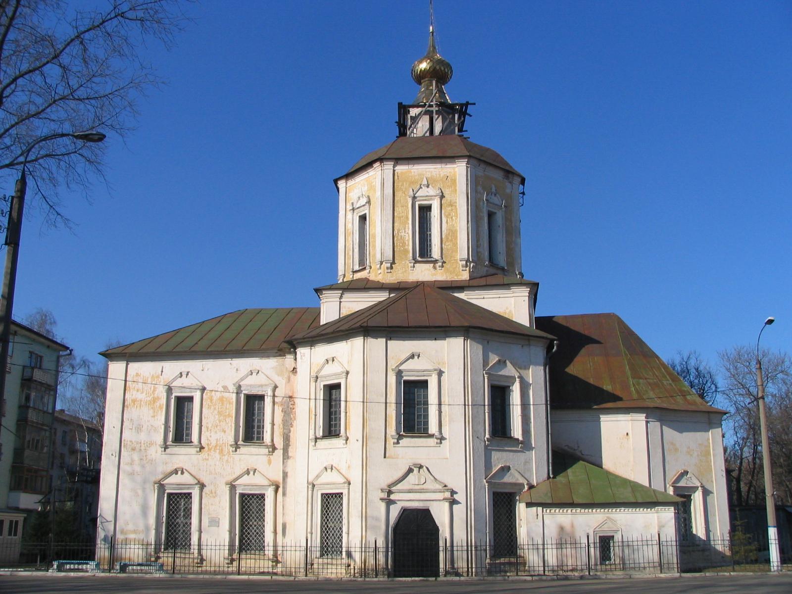 Успенский собор Отроч монастыря в г. Тверь