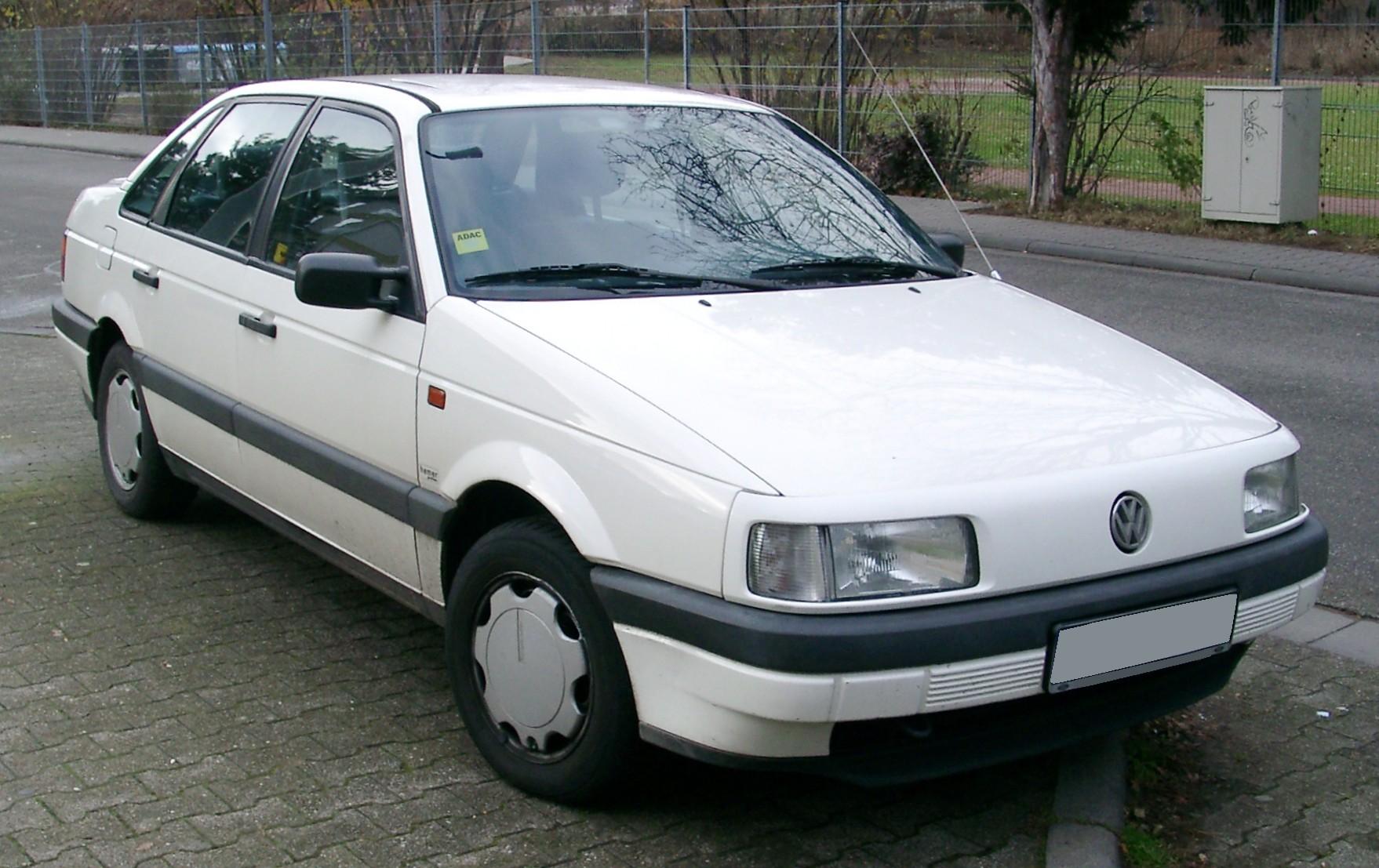 фольксваген пассат 1988