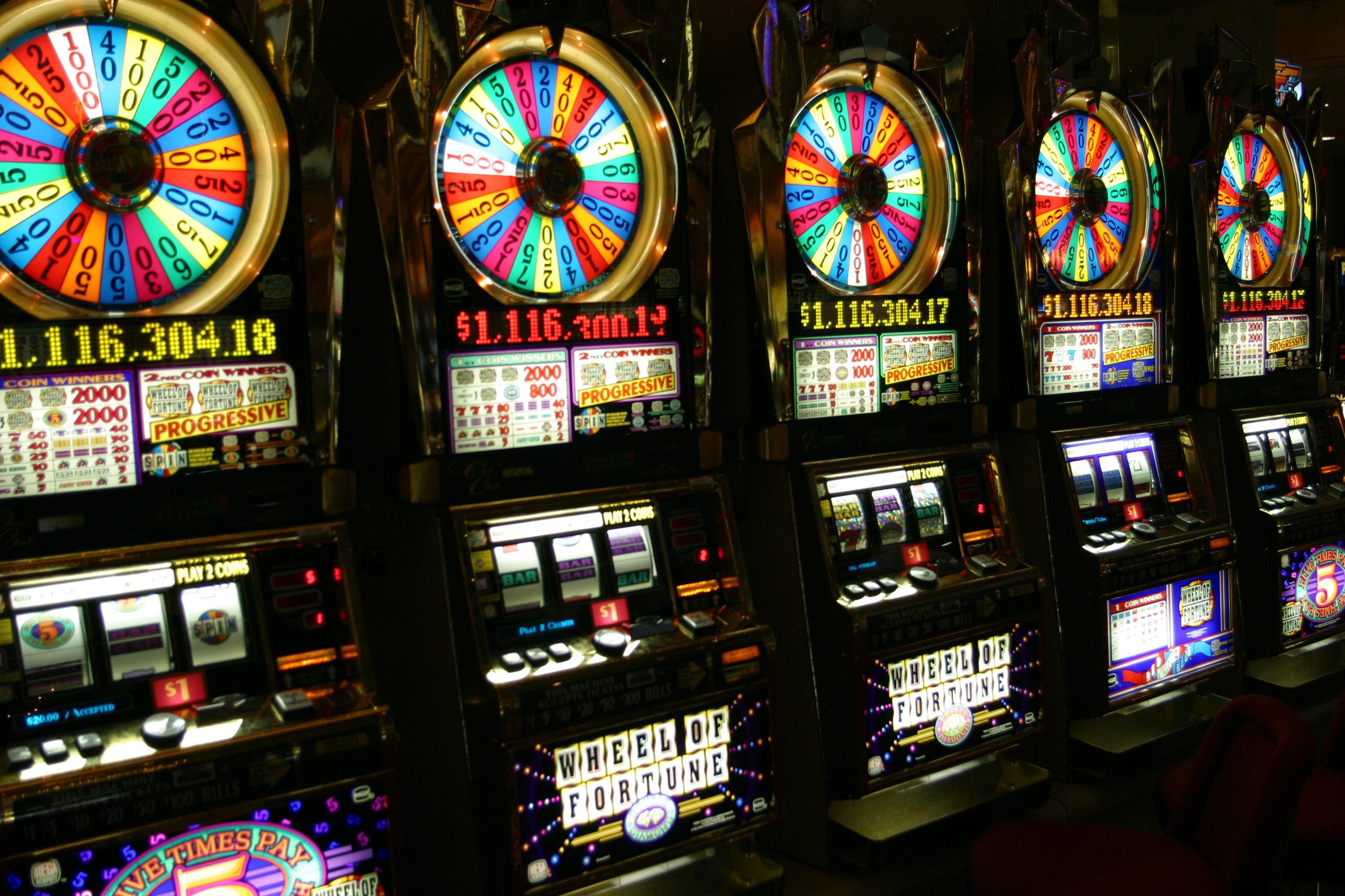 Можно ли играть и выиграть на игровых автоматах