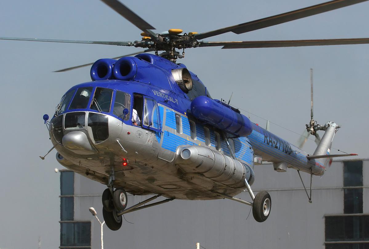 вертолетов