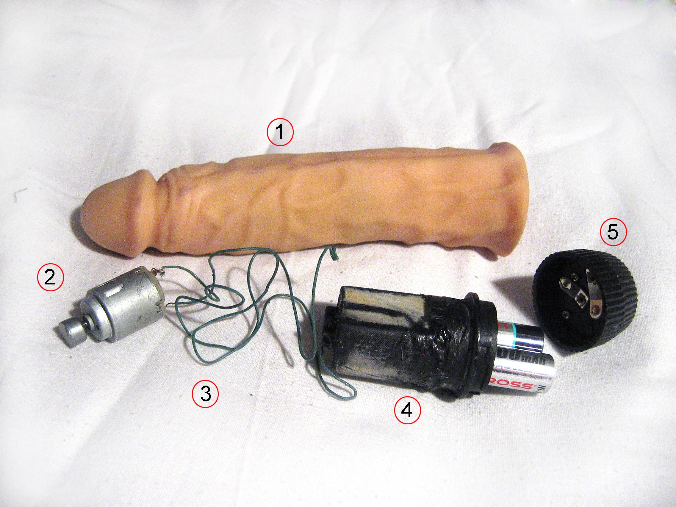 Секс вибраторы своими руками 3 фотография
