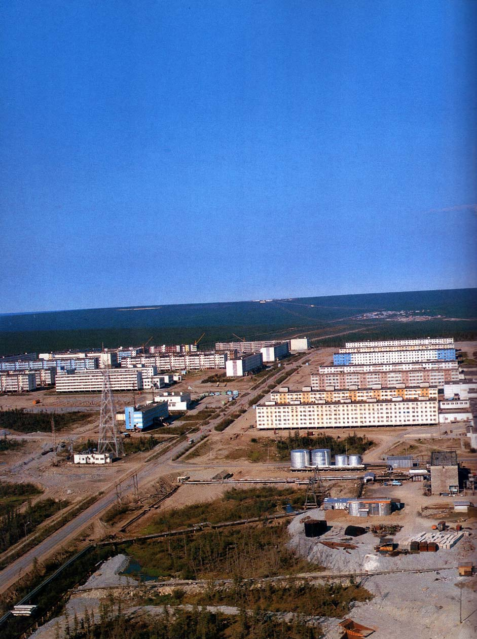уже спустя поселок удачный якутия фото последние годы ледник