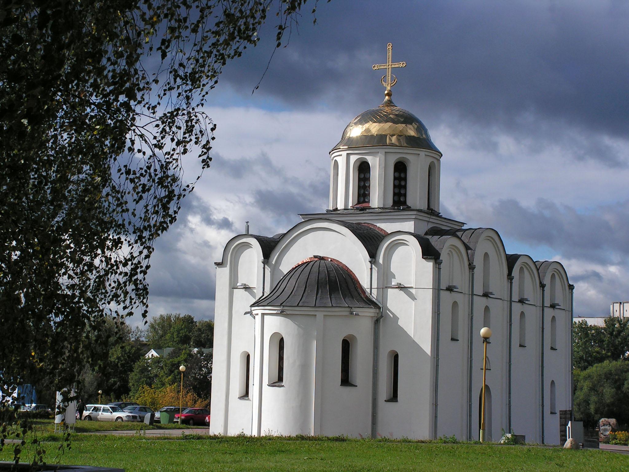 Картинки природа беларусь церкви