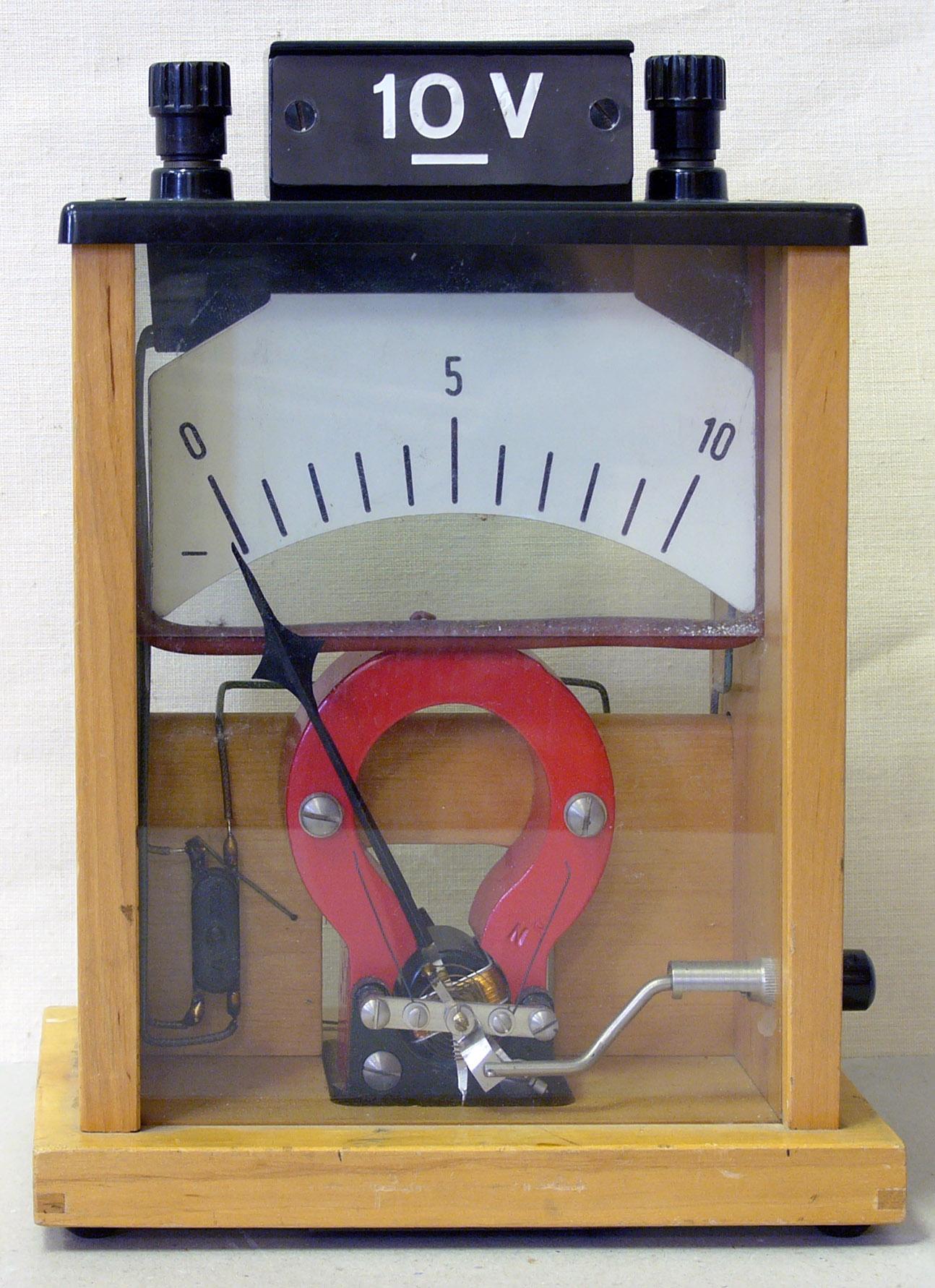 Измерительный прибор своими руками