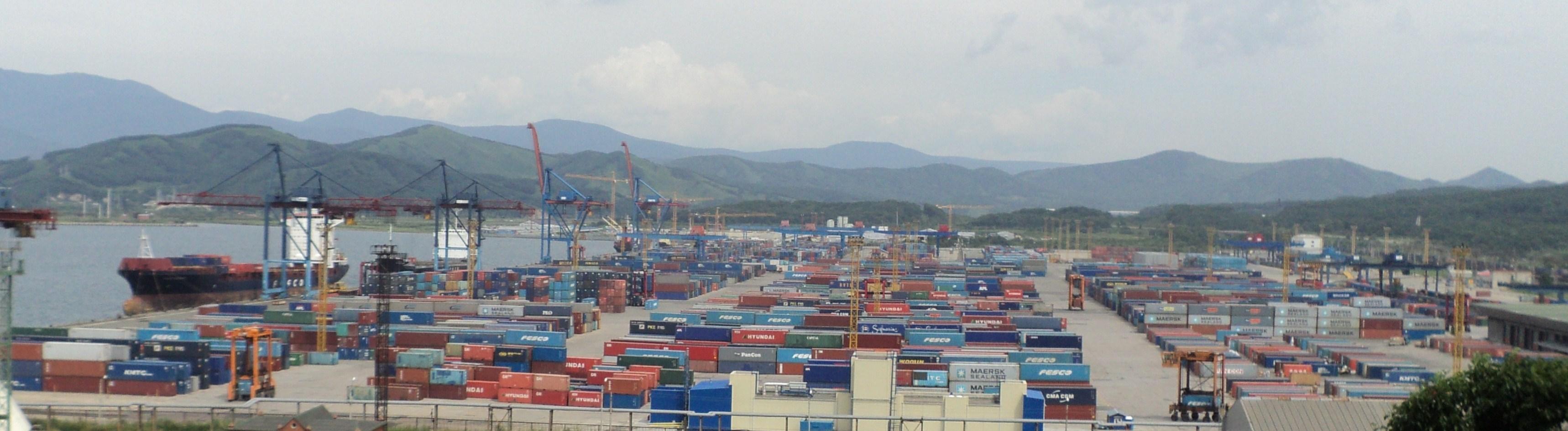 порт восточный-схема расположения