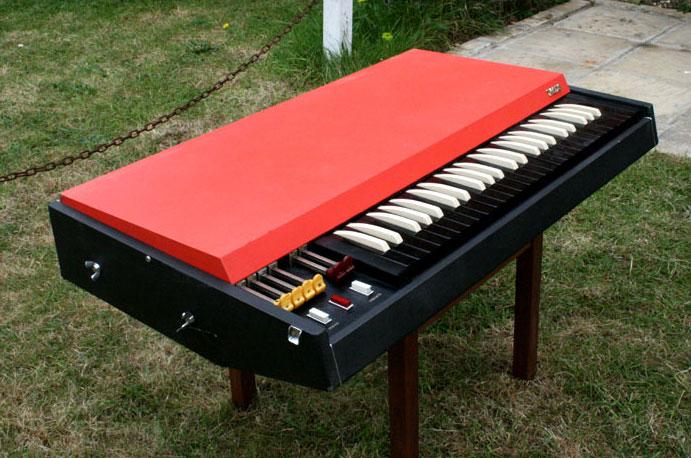 Комбинированный орган «Vox