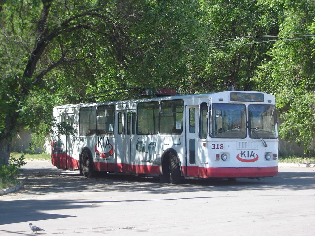 Воронежский троллейбус