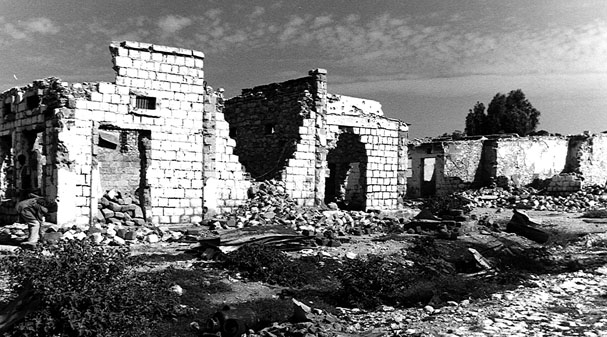 Разрушенные дома в харгейсе 1991 год