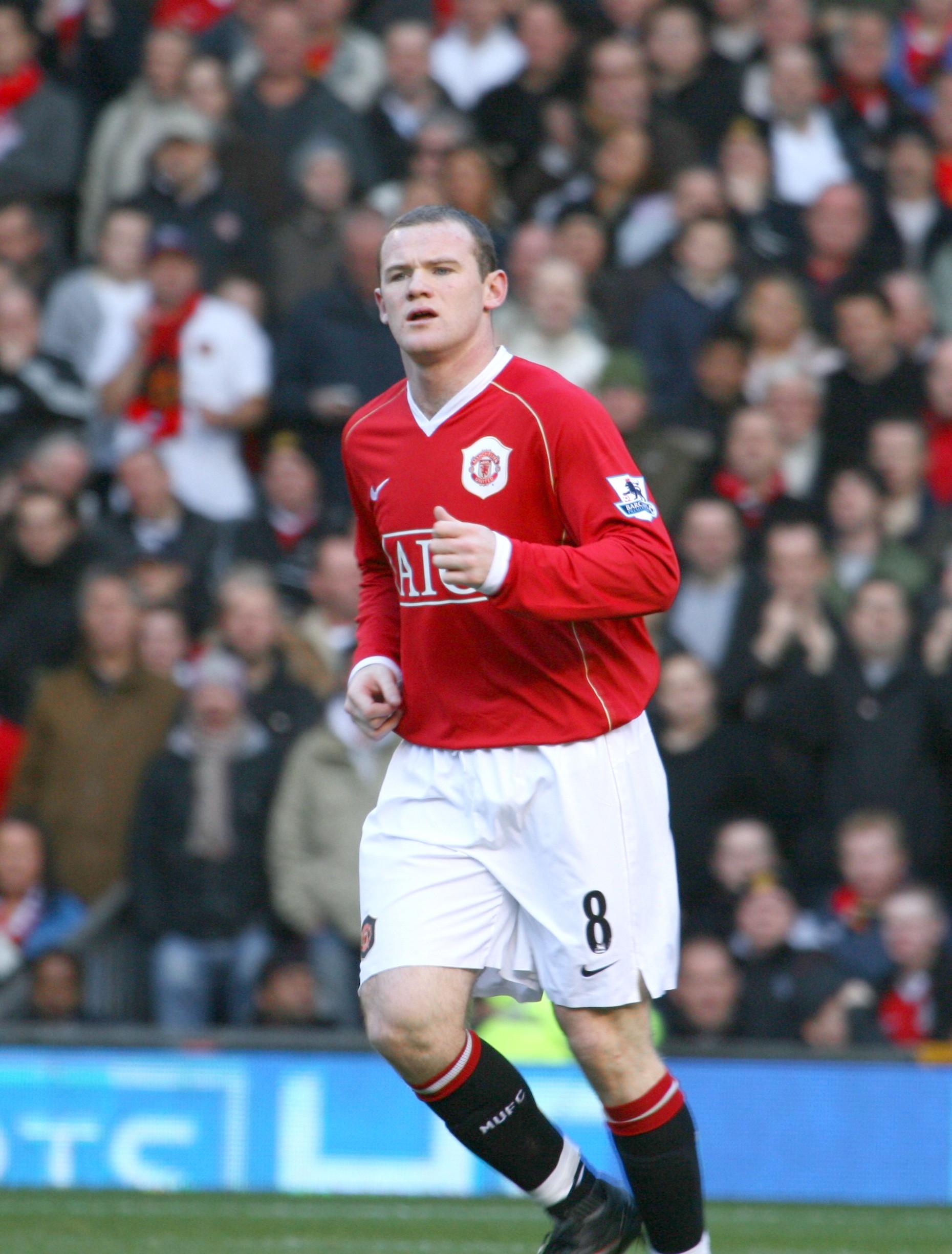 Wayne Rooney 87