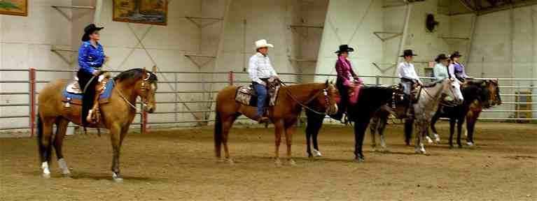 Вестерн (конный спорт)