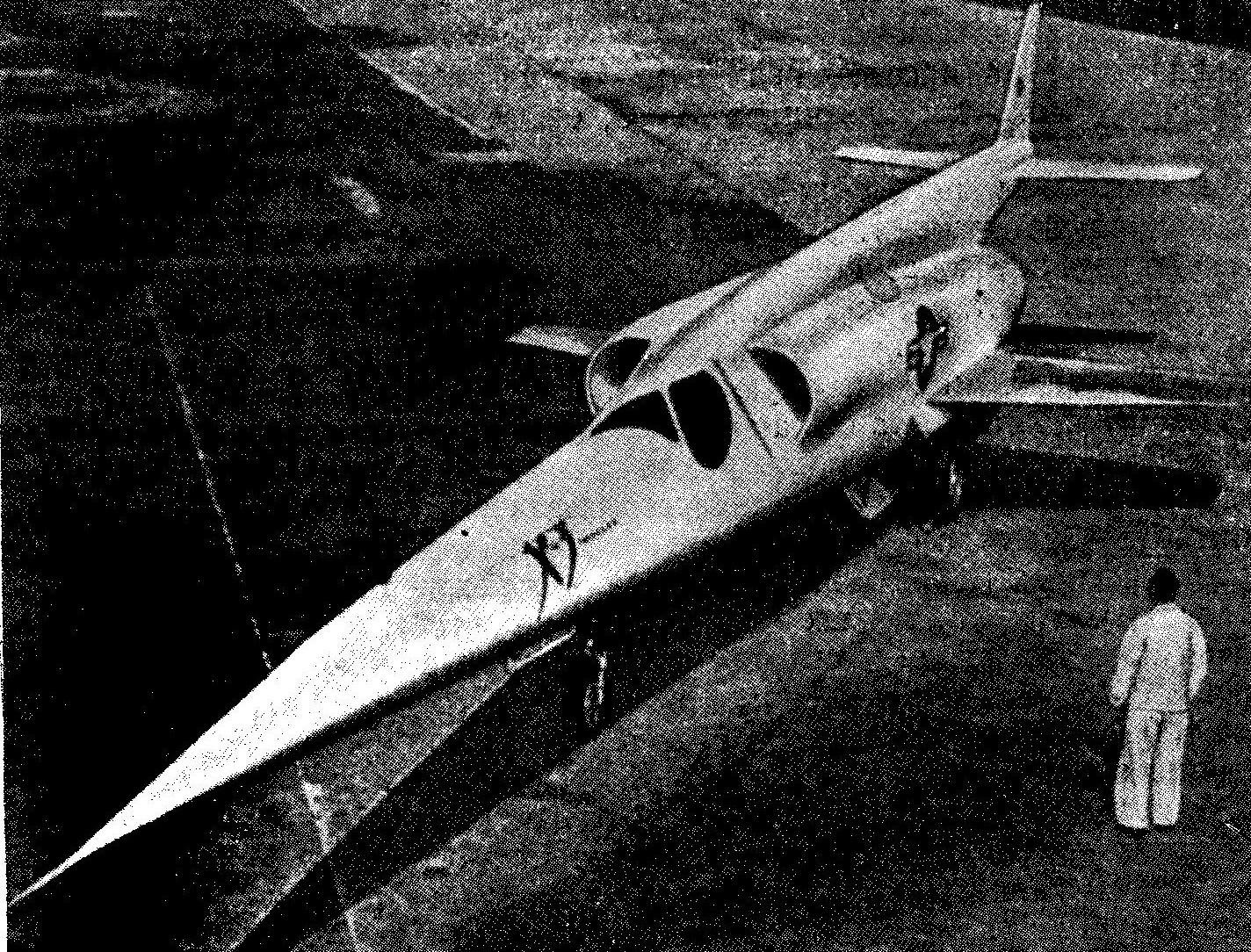это... Что такое Douglas X-3?