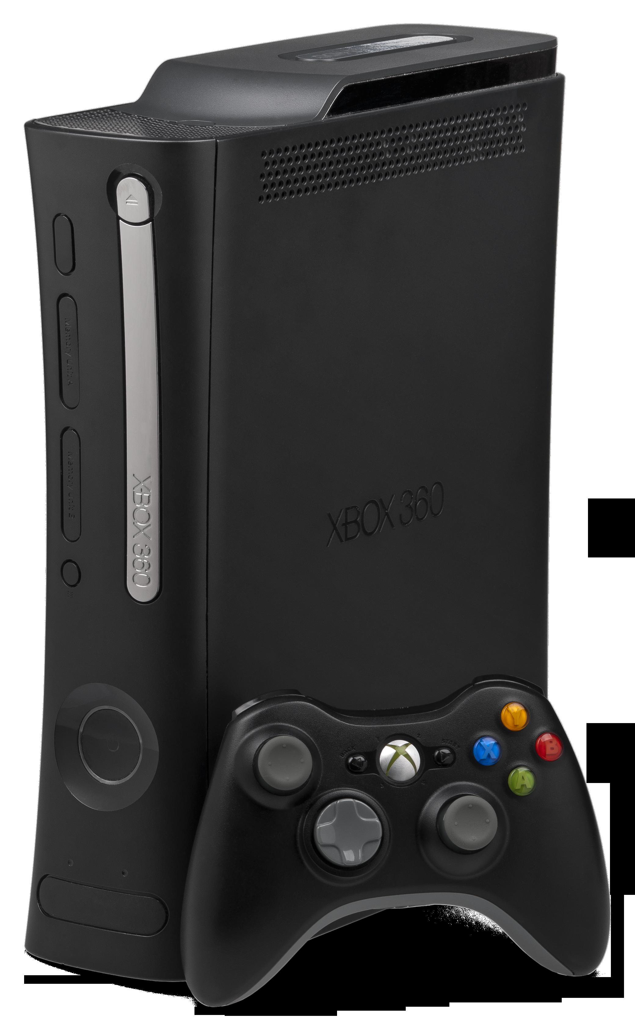 Xbox slim png